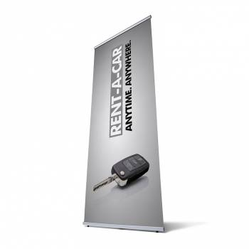 Banner Display 100x2000mm