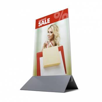 Základna pro reklamní panel, šířka 600 mm