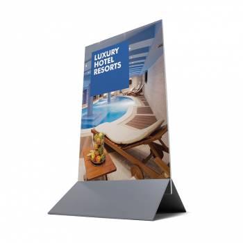 Základna pro reklamní panel, šířka 300 mm