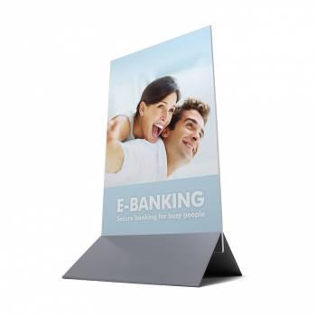 Základna pro reklamní panel, šířka 500 mm