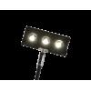 Banner LED-3 Black - 10