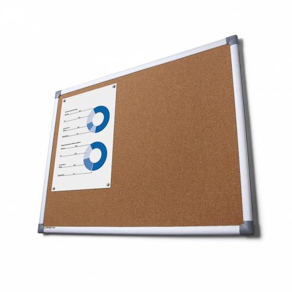 Korková tabule SCRITTO, 600x900mm