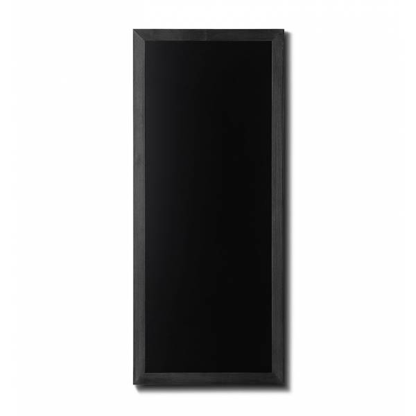 Křídová tabule 56x120, černá