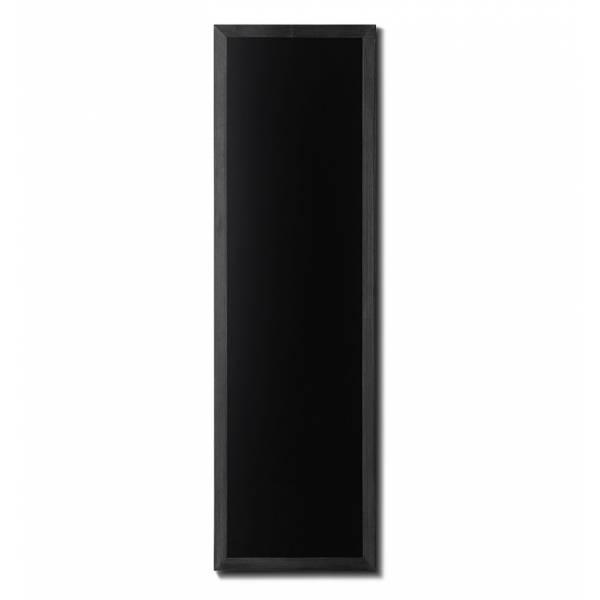 Křídová tabule 56x170, černá