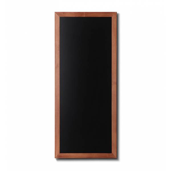 Dřevěná tabule 56x120, světle hnědá