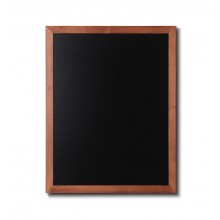 Dřevěná tabule 70x90, světle hnědá