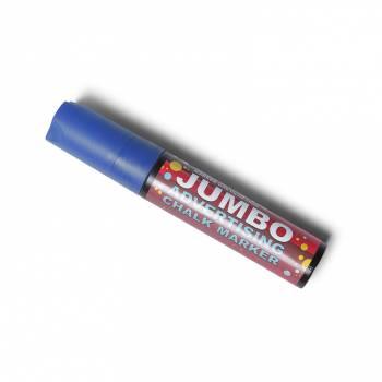 Křídový popisovač  - modrý (15mm)