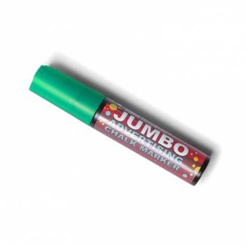 Křídový popisovač  - zelený (15mm)