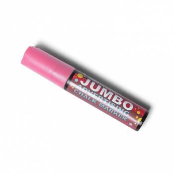 Křídový popisovač  - růžový (15mm)