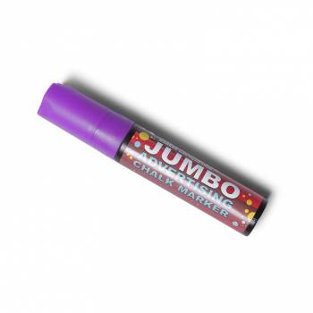 Křídový popisovač  - fialový (15mm)