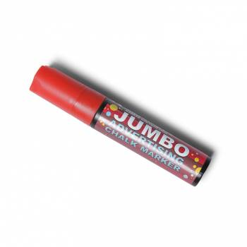 Křídový popisovač  - červený (15mm)