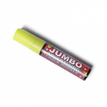 Křídový popisovač  - žlutý (15mm)