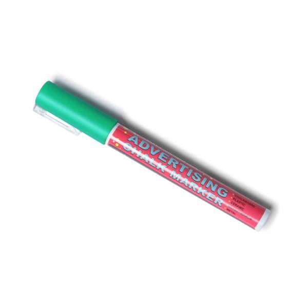 Křídový popisovač  - zelený (3mm)