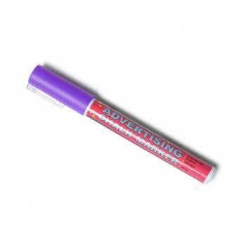 Křídový popisovač  - fialový (3mm)