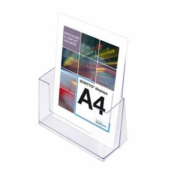 SCRITTO stojánek na letáky formátu A4