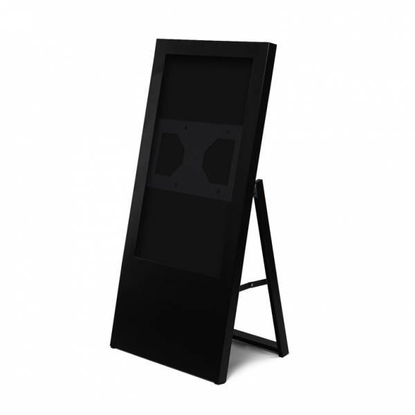 """Digitální áčko ekonomické pro monitor 32"""", černé"""