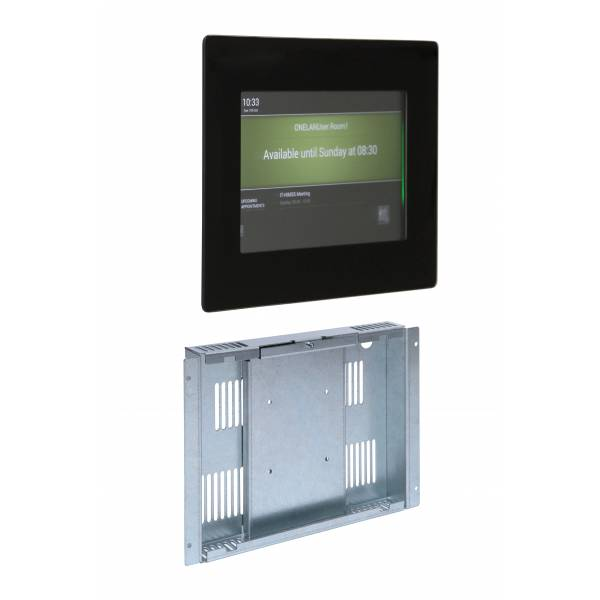 Schránka na zabudování do zdi, pro monitor 10