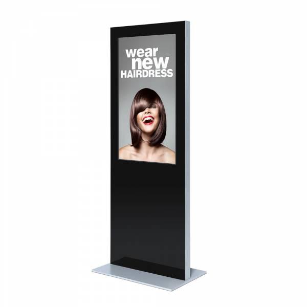 Digitální tenký totem s monitorem Samsung