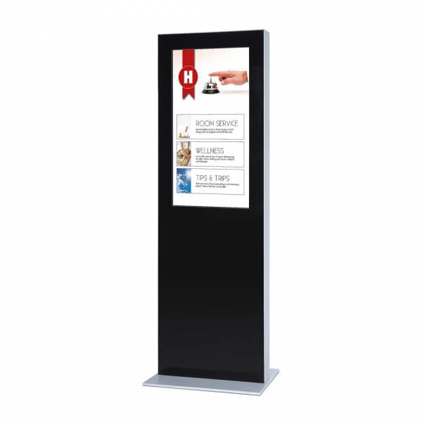 Digitální totem s monitorem Samsung