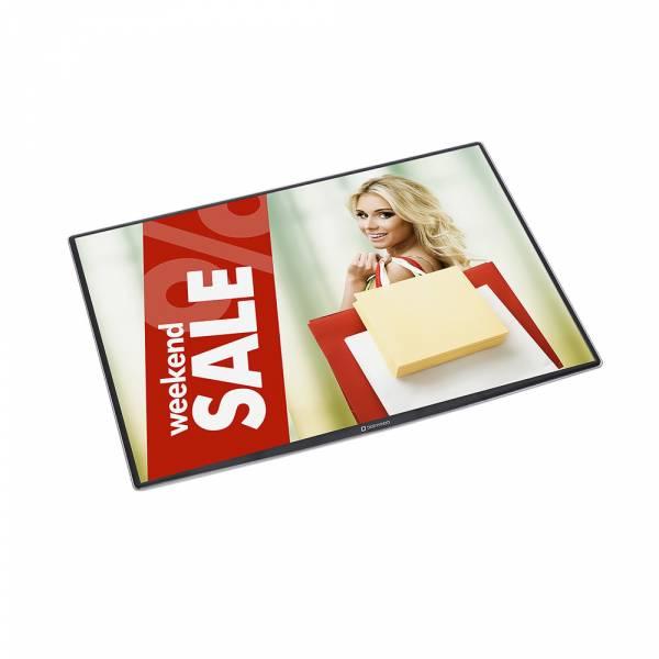 Pultový plakátový poutač DeskWindo®