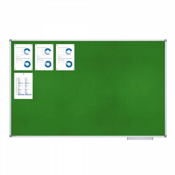 textilní tabule 120X180 zelená