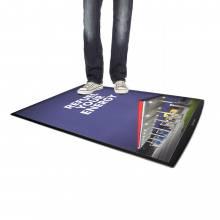 Podlahový plakátový poutač FloorWindow