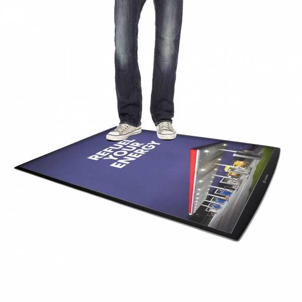 FloorWindo DIN B1, plakátový systém
