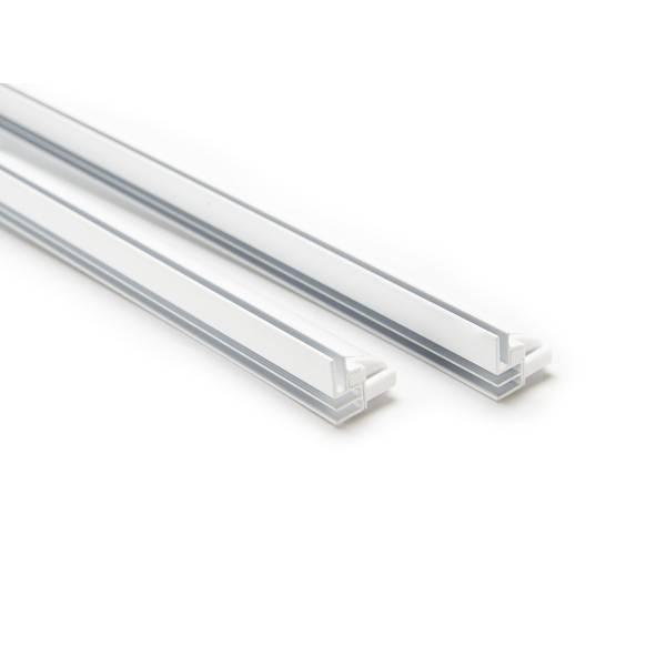 Pop-up impress bars for backside 4x5