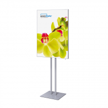 T-Frame Info Pole, 700x1000