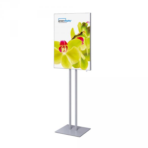 T-Frame Info Pole