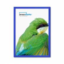Klaprám A1, ostrý roh, profil 32 mm, barva RAL 5010 modrá