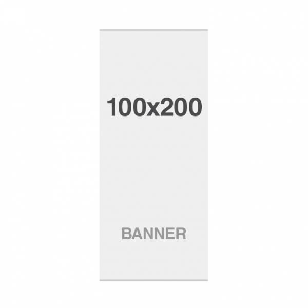 Prémiový bannerový tisk No Curl 220g/m2, 1000x2000mm, magnetické pásky