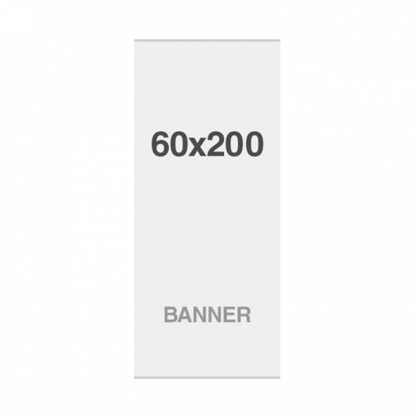 Ekonomický bannerový tisk Symbio 510g/m2, 600x2000mm, magnetické pásky