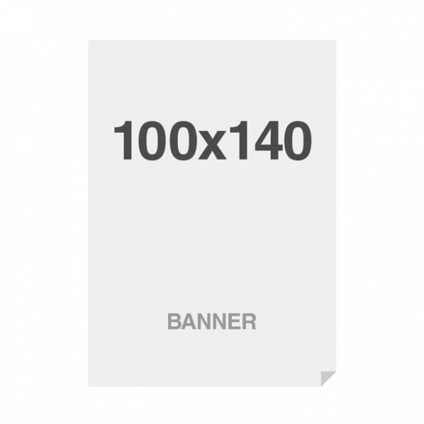 Prémiový bannerový tisk No Curl 220g/m2,matný povrch, 1000x1400mm