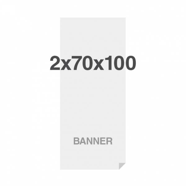 Prémiový bannerový tisk na vícevrstvý materiál 220g/m2,matný povrch 220g/m2,matný povrch, 700x2000mm