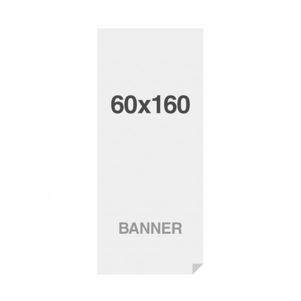 Prémiový bannerový tisk No Curl 220g/m2,matný povrch, 600x1600mm