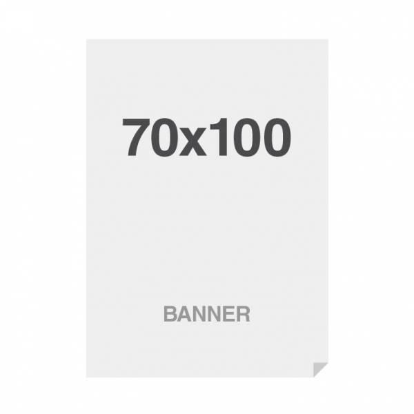 Prémiový bannerový tisk No Curl 220g/m2,matný povrch, 700x1000mm