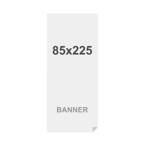 Prémiový bannerový tisk na vícevrstvý materiál 220g/m2,matný povrch 220g/m2,matný povrch, 850 x 2250 mm