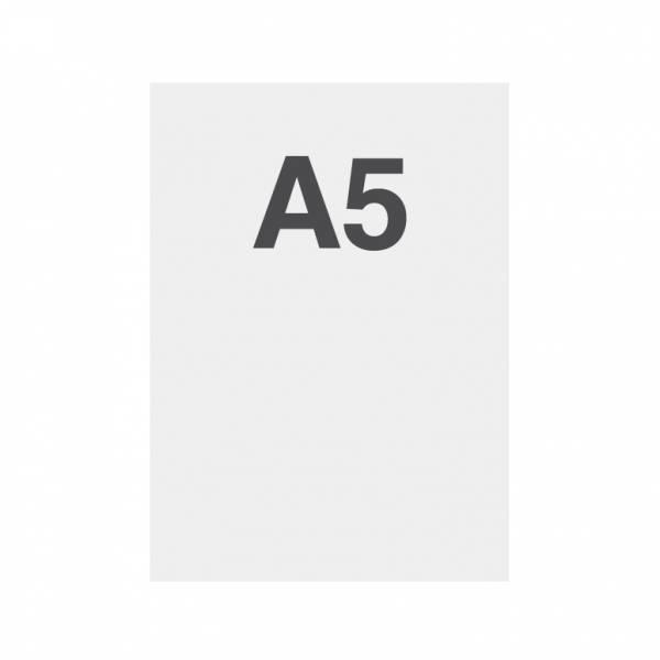 Prémiový tiskový papír 135g/m2, satinovaný povrch A5 (148x210mm)