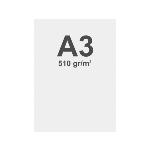 Ekonomický bannerový tisk Symbio 510g/m2, A3 (297 x 420 mm)