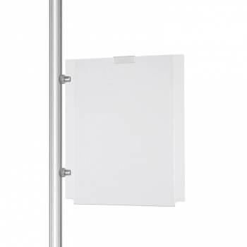 Plexi  kapsa A4 s úchyty, vertikální