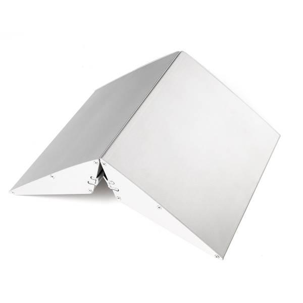 Panelbase Aluminium Silver 10cm