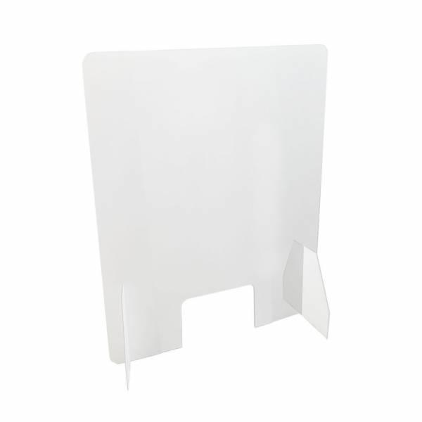 Ochranná plastová přepážka 50x75cm