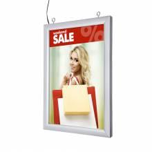 LED světelný rám oboustranný, různé velikosti