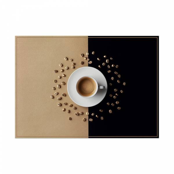 Prostírání Šálek kávy - sada 6ks