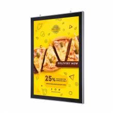 Světelný magnetický plakátový rám