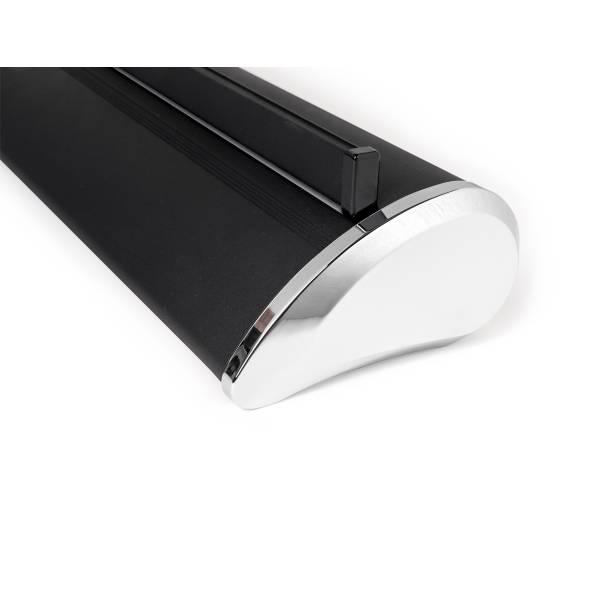 Roll-Banner Premium Black 100x160-220cm