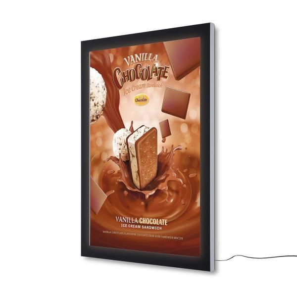 Venkovní plakátová vitrína Premium