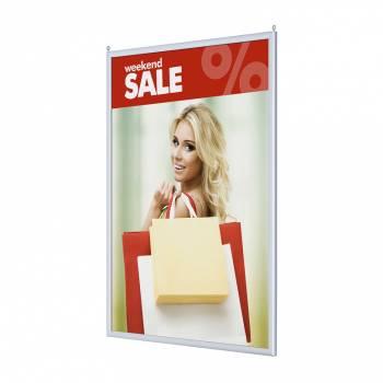 Závěsný zasouvací rám A1, Slide-in Frame