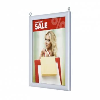 Závěsný zasouvací rám A4, Slide-in Frame